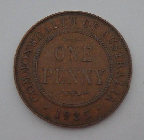 Australia - Penny - 1935