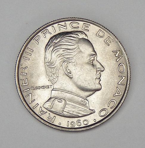 Monaco - Franc - 1960
