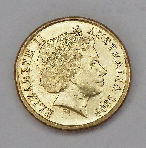 Australia - 2 Dollars - 2009
