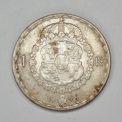 Sweden - Krona - 1946-TS