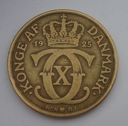 Denmark - 2 Kroner - 1925