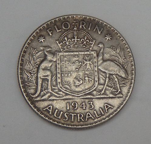 Australia - Florin - 1943