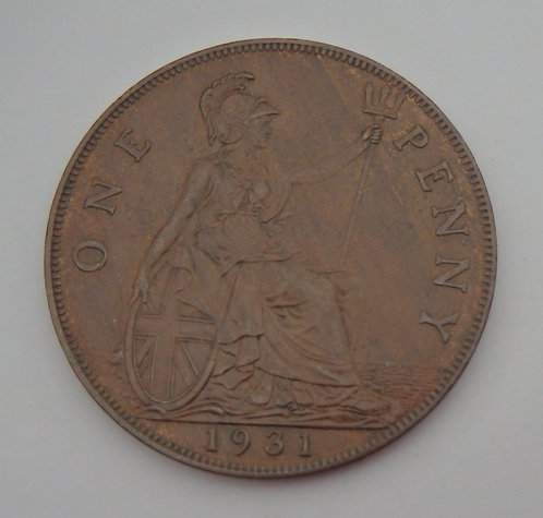 Great Britain - Penny - 1931