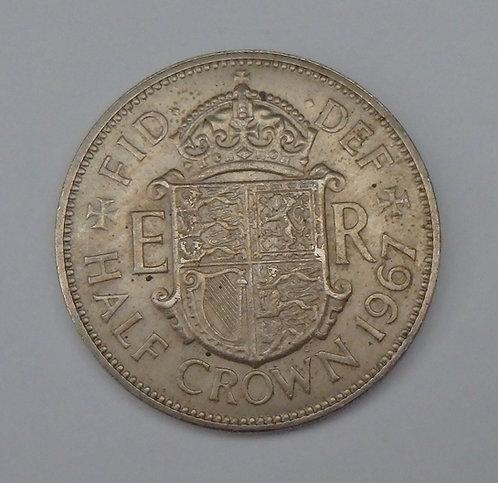 Great Britain - Half Crown - 1967