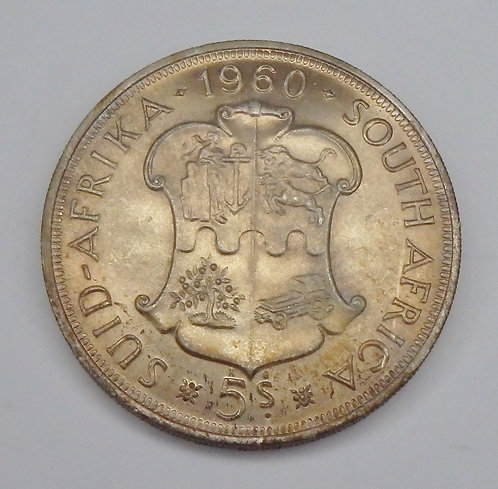 South Africa - 5 Shillings - 1960