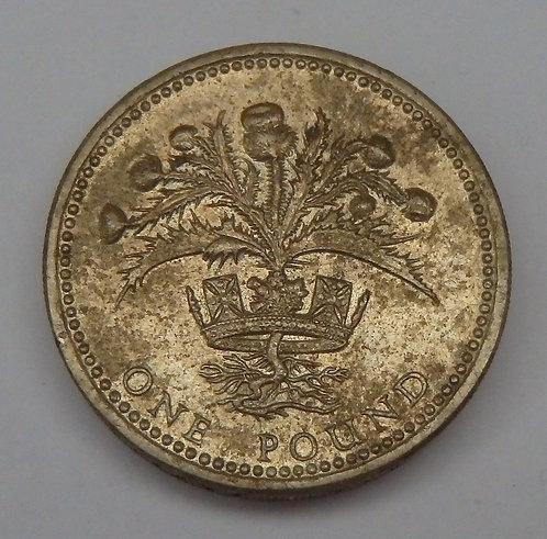 Great Britain - Pound - 1984
