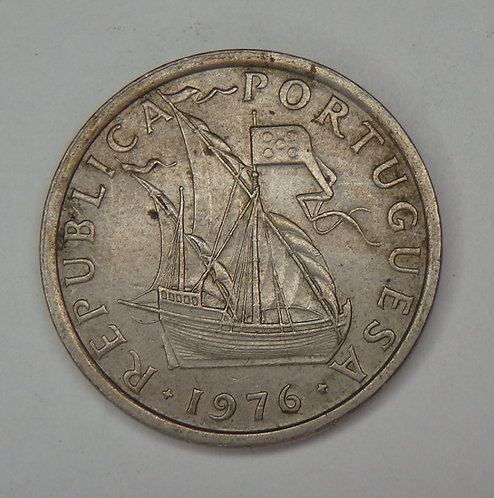Portugal - 5 Escudos - 1976