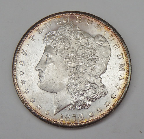 1879-S Morgan Dollar