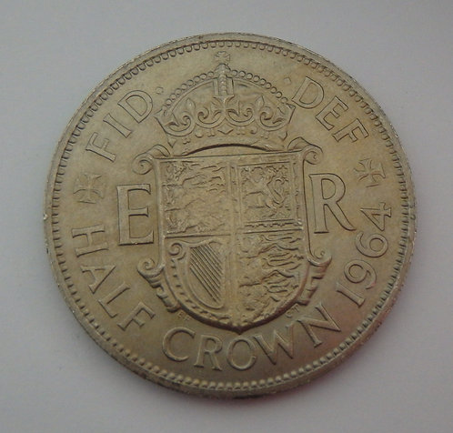 Great Britain - Half Crown - 1964
