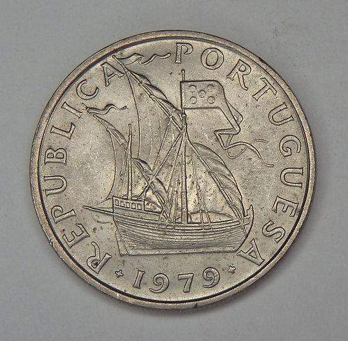 Portugal - 5 Escudos - 1979