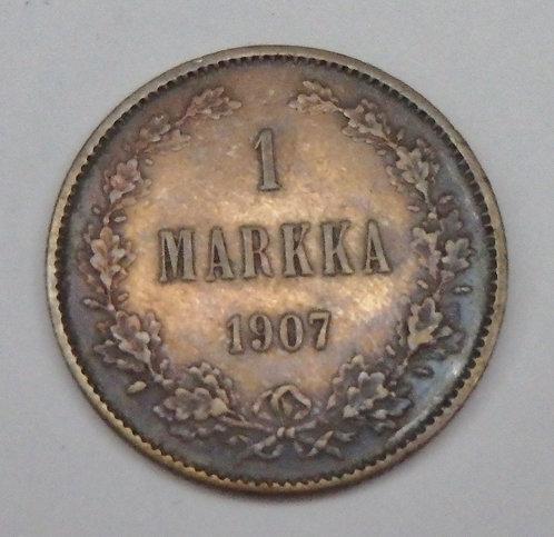 Finland - Markka - 1907L