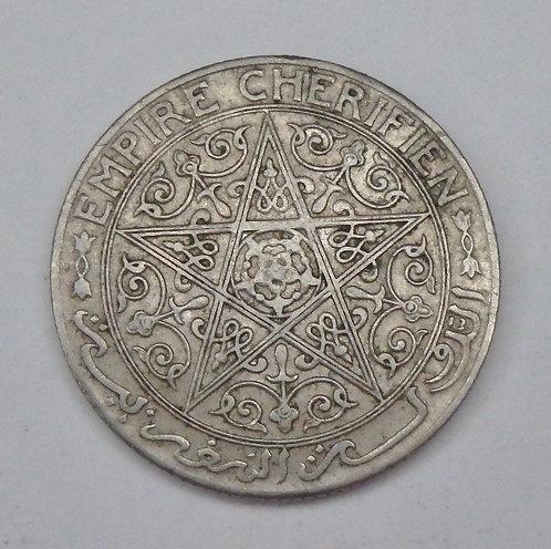 Morocco - Franc - 1924