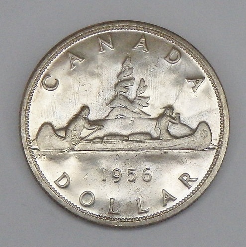 Canada - Dollar - 1956