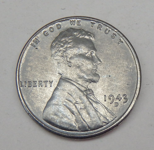 1943-D Lincoln Cent