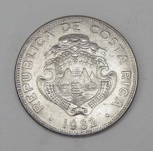 Costa Rica - 2 Colones - 1982