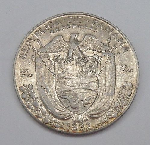 Panama - Half Balboa - 1932
