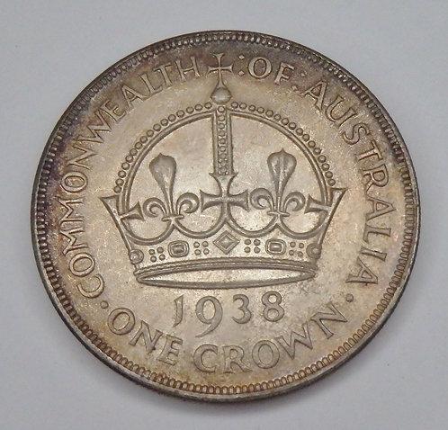 Australia - Crown - 1938