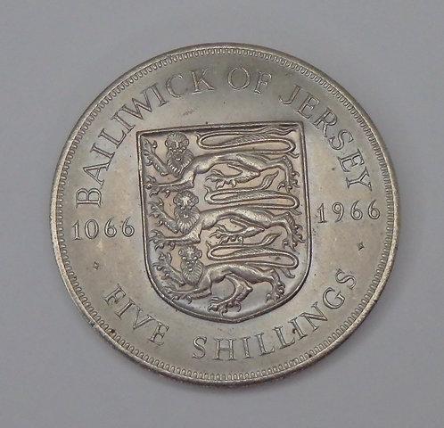 Jersey - 5 Shilling - 1966