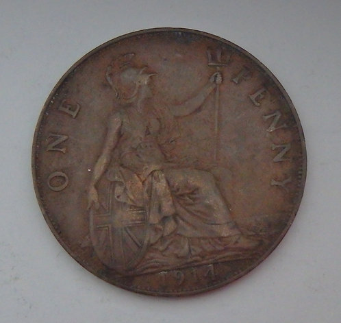 Great Britain - Penny - 1914