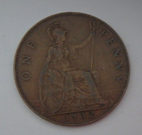 Great Britain - Penny - 1932