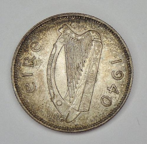 Ireland - Florin - 1940