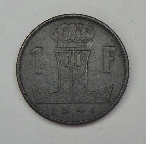 Belgium - Franc - 1941