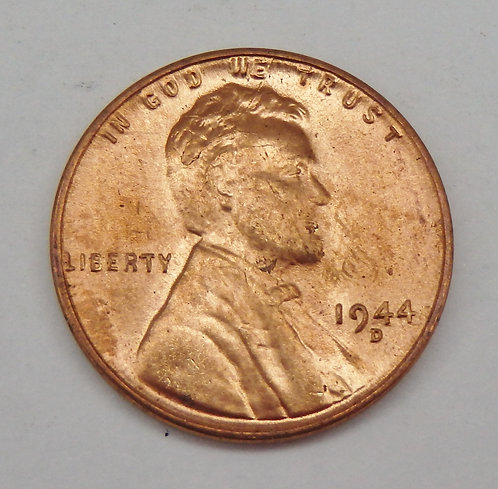 1944-D Lincoln Cent