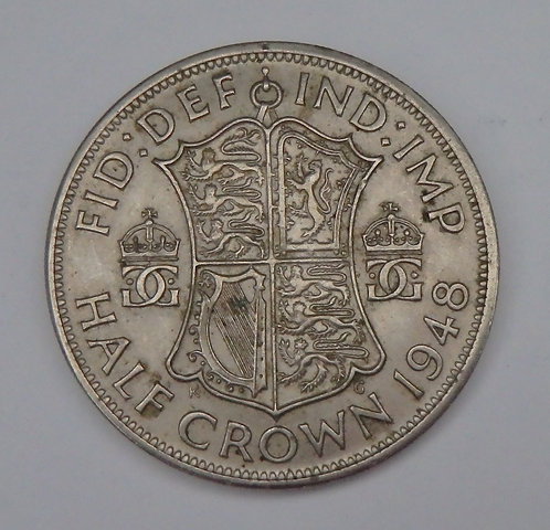 Great Britain - Half Crown - 1948