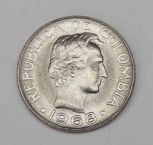 Columbia - 10 Centavos - 1968