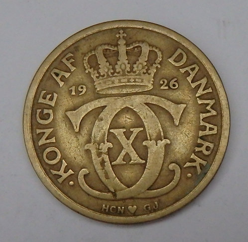 Denmark - Krone - 1926
