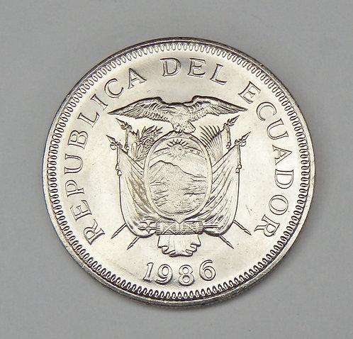 Ecuador - Suere - 1986