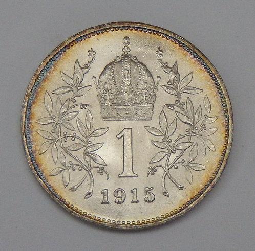 Austria - Corona - 1915