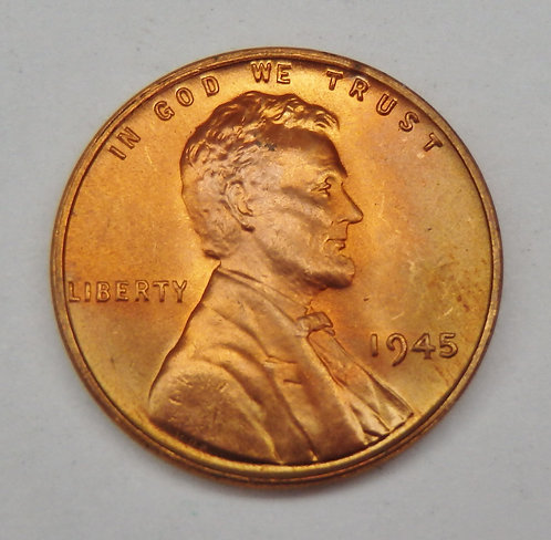 1945 Lincoln Cent