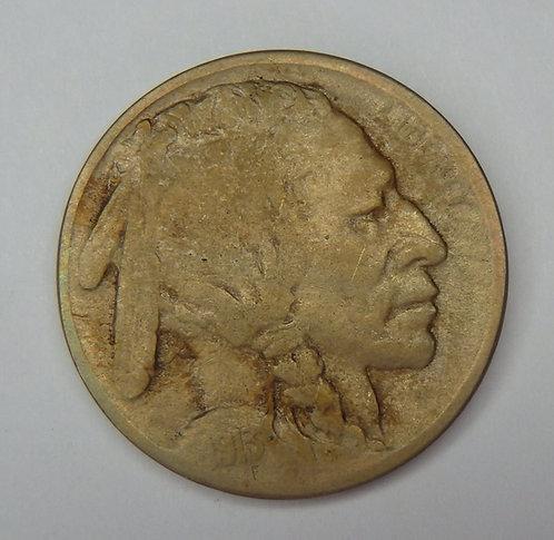 1913-D Buffalo Nickel