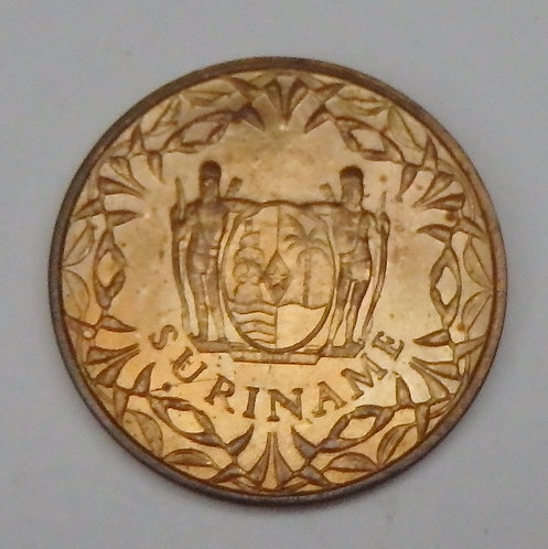 Suriname - Cent - 1962