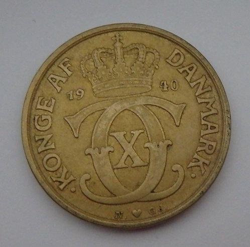 Denmark - Krone - 1940