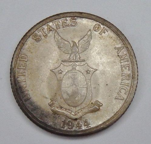 Philippines - 50 Centavos - 1944S