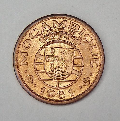Mozambique - 10 Centavos - 1961