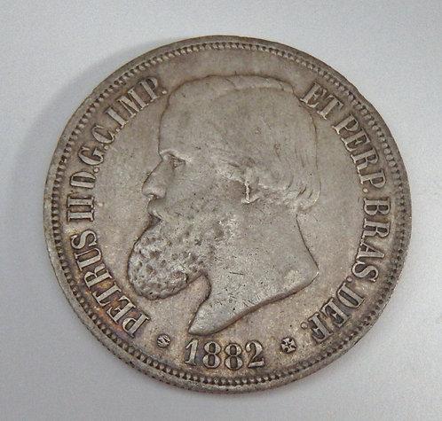 Brazil - 1000 Reis - 1882