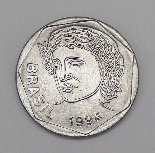 Brazil - 25 Centavos - 1994