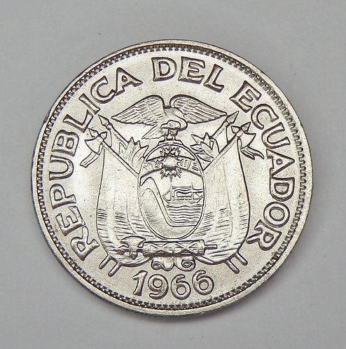 Ecuador - 20 Centavos - 1946