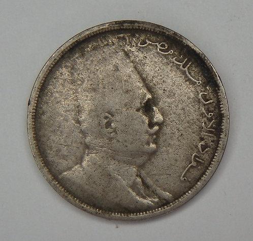 Egypt - 5 Milliemes - 1924