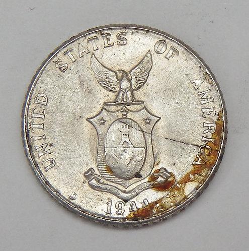 Philippines - 10 Centavos - 1944-D
