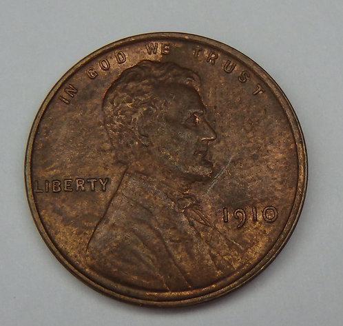 1910 Wheat Cent