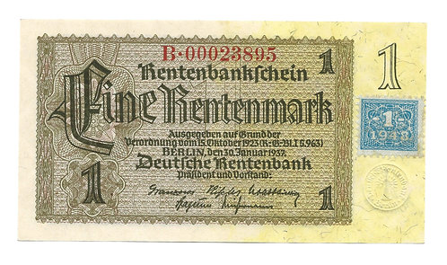 Germany, East - 1 Mark - 1948