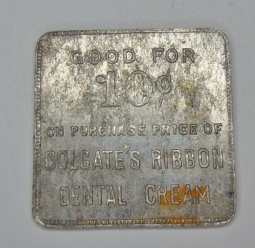 Colgate Dental Cream Token