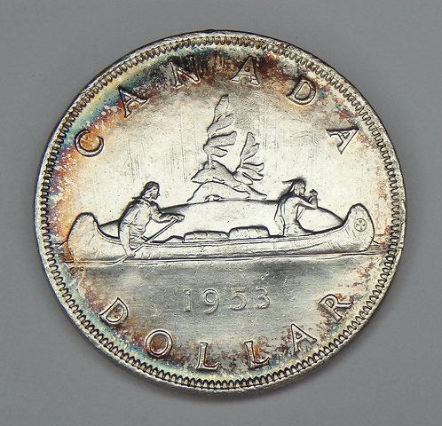 Canada - Dollar - 1953