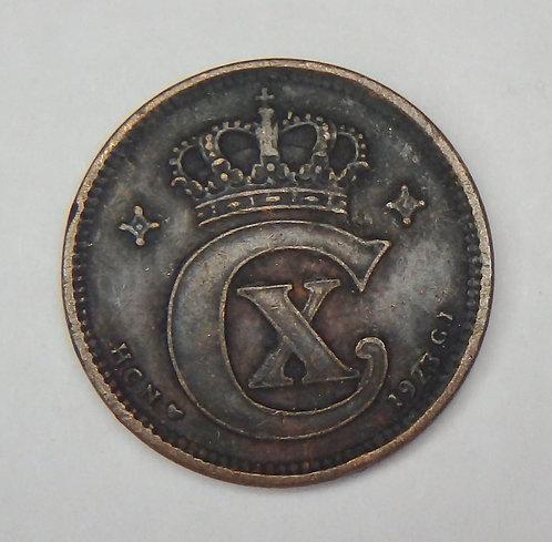 Denmark - Ore - 1923