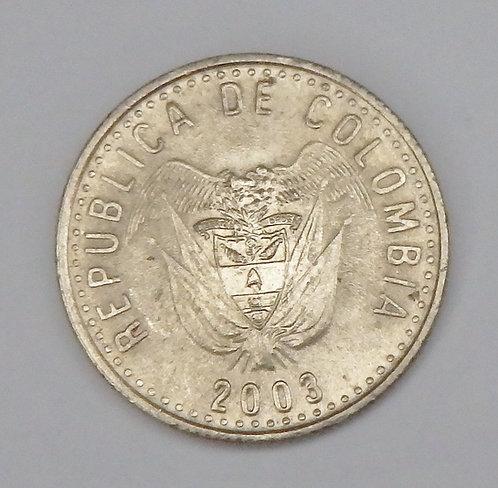 Columbia - 50 Pesos - 2003