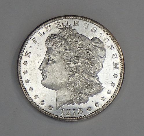 1878-S Morgan Dollar